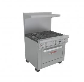 Southbend 4361D Six Burner Ultimate Range with Oven