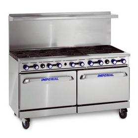 Imperial IR-10 10 Burner Range with Oven